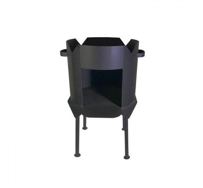 Комплект печь + казан на 6 литров