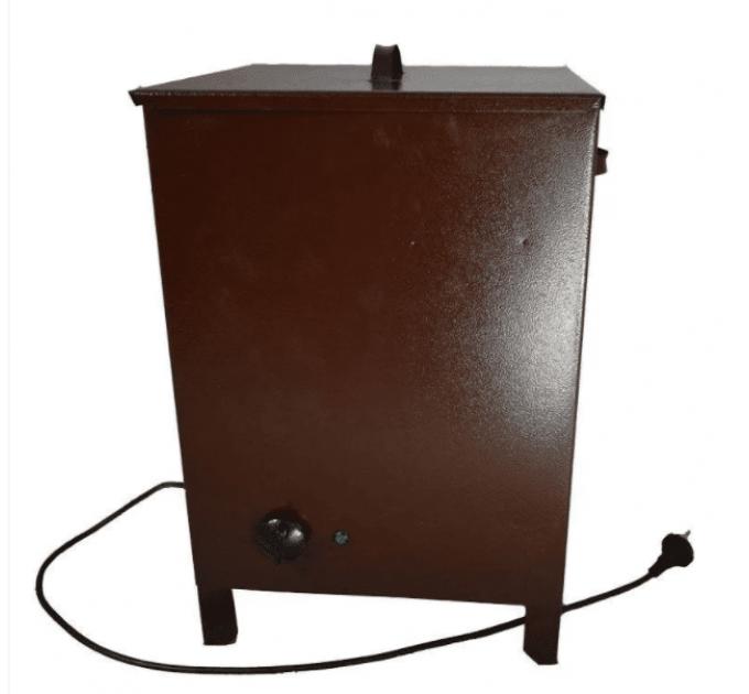 Электрическая коптильня горячего копчения ЭлектроЧУДО