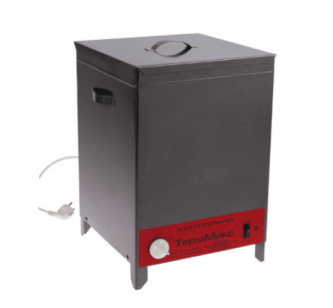Коптильня электрическая цельнометаллическая ТермМикс