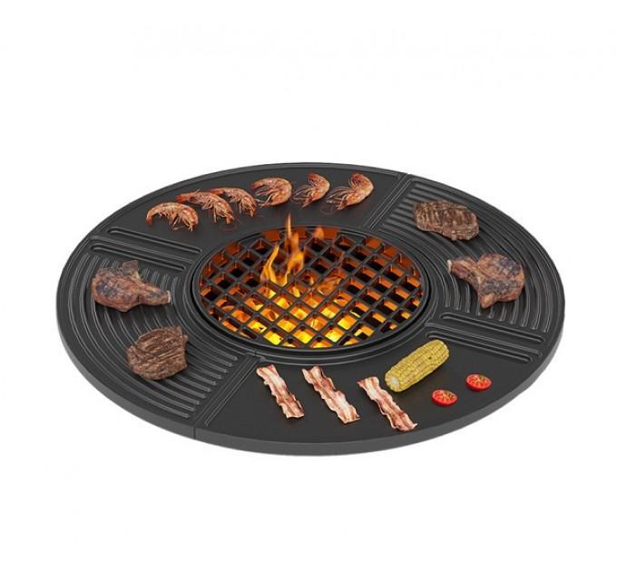 Чугунная плита Gurman Ø 1000