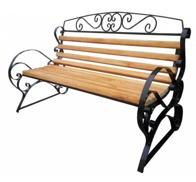 Скамейка для дачи №2