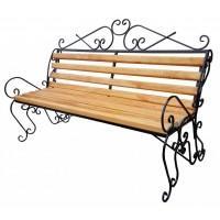 Скамейка для дачи №3